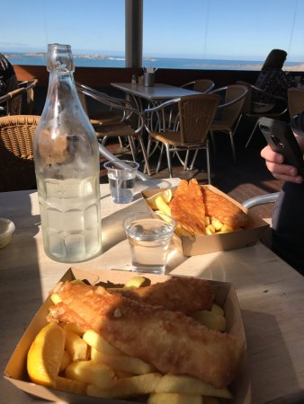 Port Elliot, Australia: Fish n Chips