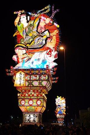 Goshogawara Tachineputa Matsuri