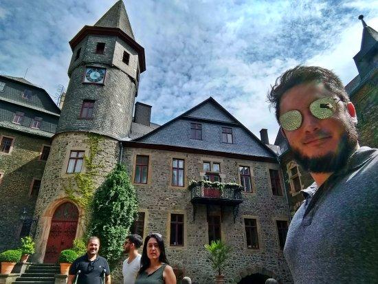 Braunfels, Duitsland: Torre del reloj