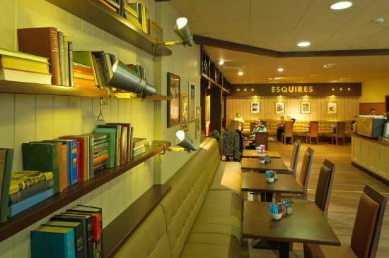 Why not read a page or 2 every day you come in to enjoy our fairtrafe coffee in Clonmel