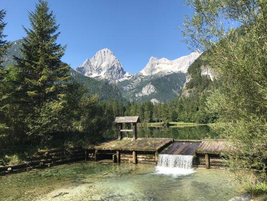 Hinterstoder, ออสเตรีย: Wanderherz was willst du mehr,es geht nicht schöner