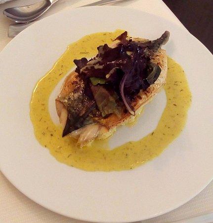 Saint-Etienne-de-Fursac, Francia: mackerel