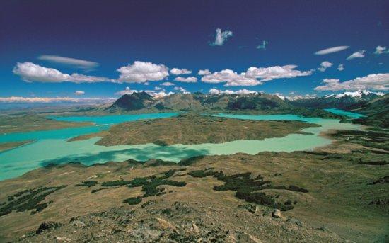 Province of Santa Cruz, Arjantin: Parque Nacional Perito Moreno