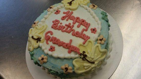 Ellicott City, MD: Birthday Cake