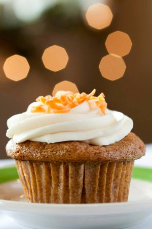 Ellicott City, MD : Carrot Cupcake