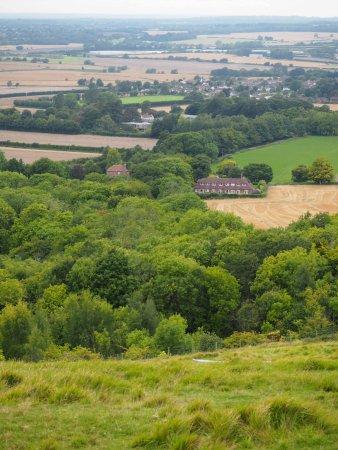 Wye, UK: Long views