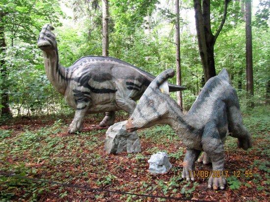 DinoPark Vyskov: DINOPARK