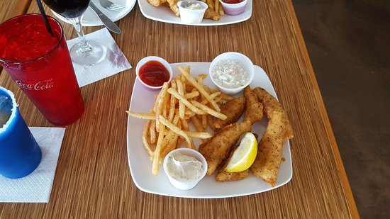 Dockers Fishhouse: Deep Friied Perch