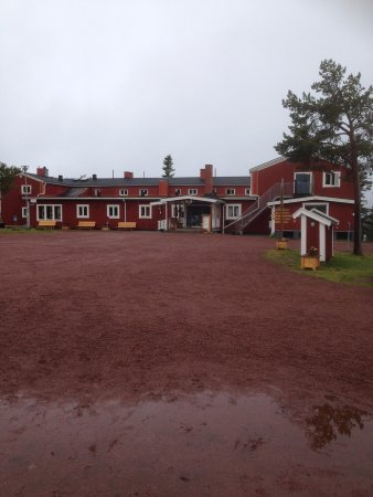 Grovelsjon, Sweden: The Fjallstation
