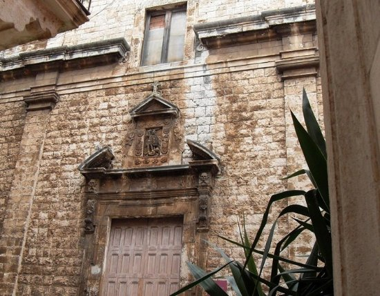 Castellana Grotte, Italia: Chiesa di Santa Maria del Suffragio, Facciata