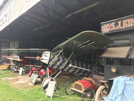 Red Hook, Estado de Nueva York: Fokker's...