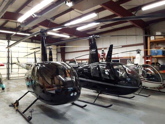 Kitchener, Canada: Our Hangar at Region of Waterloo International Airport