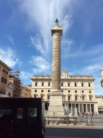 Colonna Traiana Rome Italy What You Need To Know With