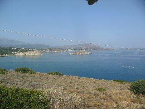 Plaka, Yunani: Вид на г.Ханья