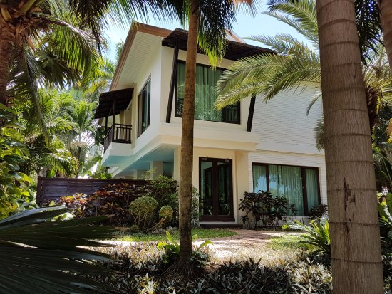 Ravindra Beach Resort & Spa: Наша вилла