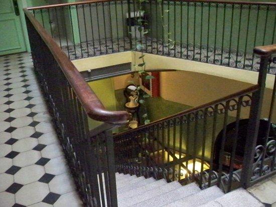 Hotel Peninsular: interno hotel