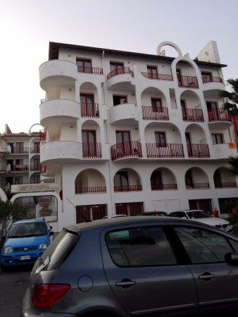 Hotel Albatros لوحة
