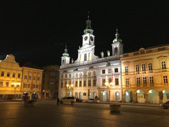 Ceske Budejovice, Repubblica Ceca: Radnice