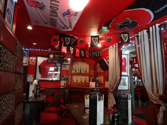 the Thomond bar!