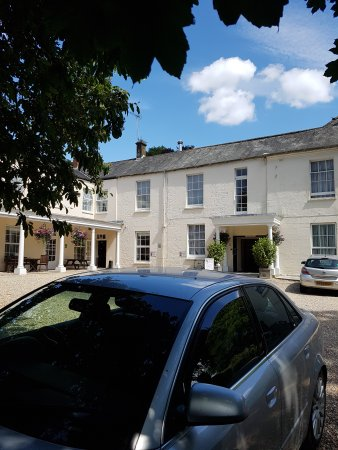 Best Western Shaftesbury The Royal Chase Hotel Photo