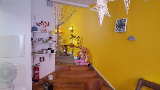 Simrishamn, Sverige: KIN childreen's corner