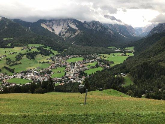 Agriturismo Soleseid: il panorama