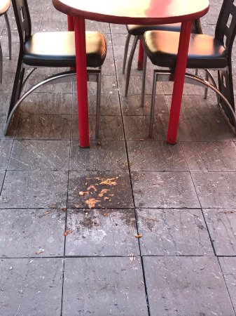 Superbe City Nites: Vomit Outside Patio Doors And Indoor Furniture Used As Outdoor  Furniture