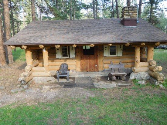 Blue Bell Lodge: Cabin #4.