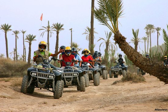 Marrakesh Quad Biking: Marrakech Quad Biking