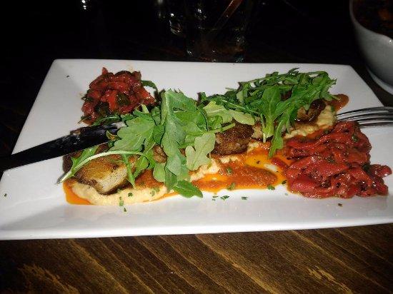 The Couch Tomato Cafe' & Bistro: Scallops