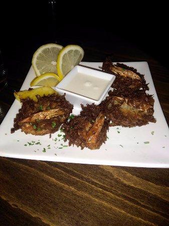 The Couch Tomato Cafe' & Bistro: Coconut Shrimp