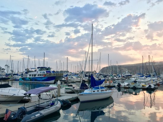 DANA POINT HARBOR, CA, love all the Boats in the Harbor!
