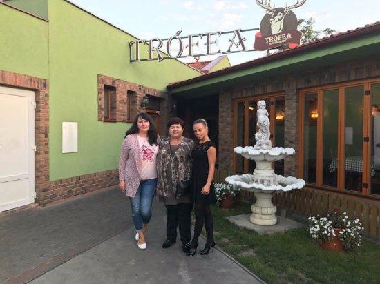 Dunajska Streda, Eslovaquia: Вчера на День рождении внучки Людочки!Рекомендую этот ресторан