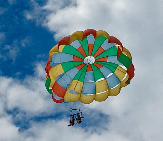 A MUST check out is DANA POINT PARASAIL in the Harbor!