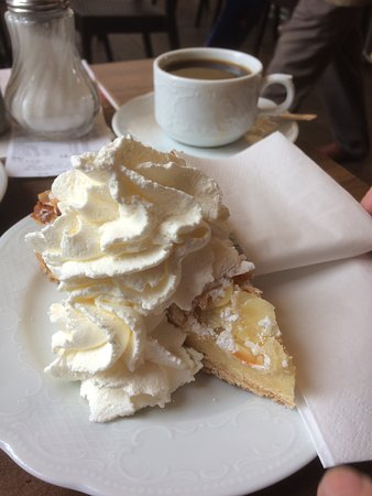 Cafe Knigge : Apfeltorte
