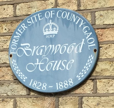 Braywood House: What this building used to be!