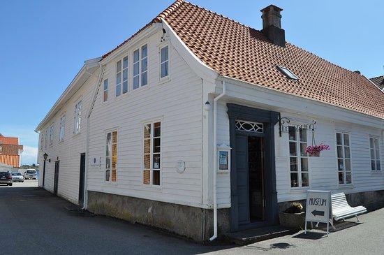 Skudeneshavn, Norway: Museet i Mælandsgården