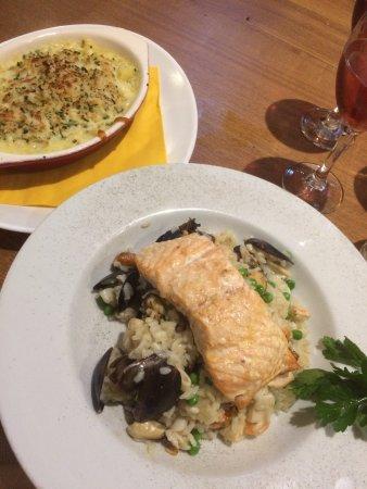 Flavio S Italian Restaurant Liverpool
