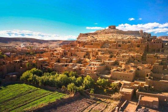 Marrakesh Quad Biking: Ait Benhaddou Kasbah