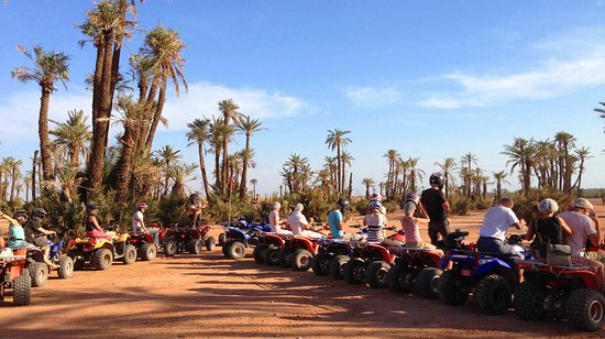 Marrakesh Quad Biking