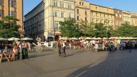 Kossak Hotel: Town Square Krakow