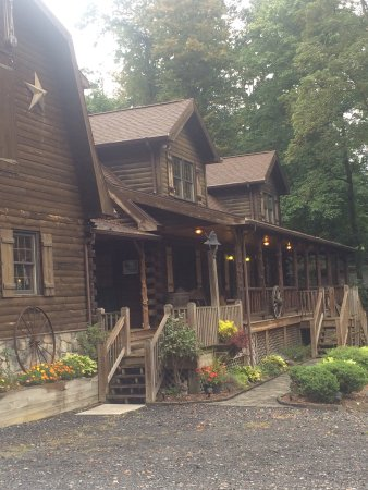 Reinholds, Pensylwania: Rocky Top Lodge Bed & Breakfast