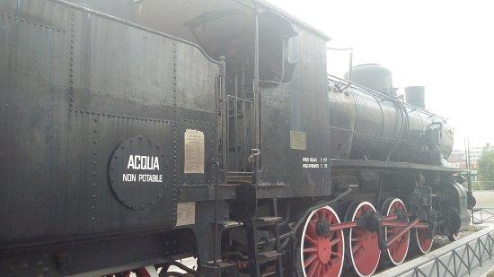 Locomotiva FS 740