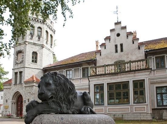 Maarjamae Palace Estonian History Museum (Maarjamae Loss): Maarjamae Palace - Estonian History Museum, Tallinn,Estonia