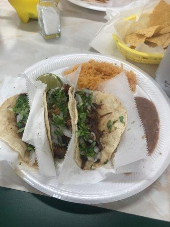 El Reno, OK: Barbacoa Tacos
