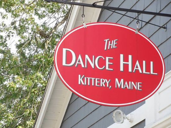 ‪‪Kittery‬, ‪Maine‬: Outdoor sign‬