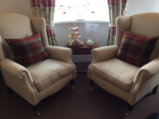 Staffin, UK: Relax at The Telford Tea Room