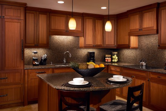 Gourmet Kitchens in all of our Villas - Picture of Koloa Landing ...