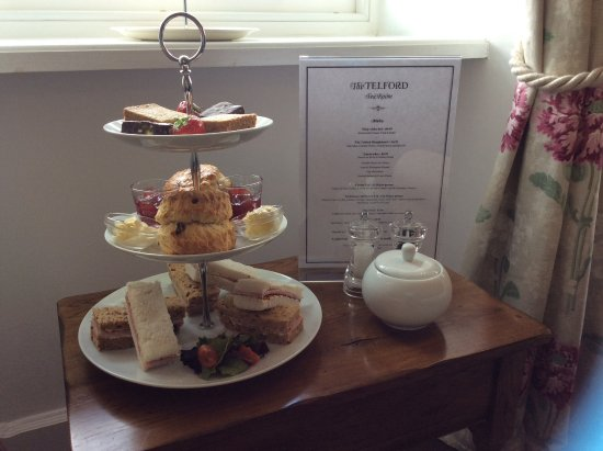 Staffin, UK: Take Afternoon Tea at The Telford Tea Room