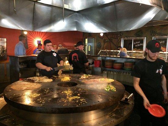 HuHot Mongolian Grill, Fargo - Menu, Prices & Restaurant Reviews - TripAdvisor